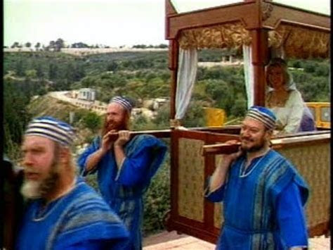 Ancient Jewish Wedding pt1   YouTube