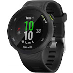 "Garmin Forerunner 45 Running GPS /Galileo Watch - 1.04"" Display - Black"