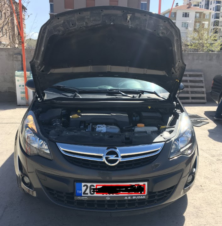 Opel Corsa D Kasa Ne Demek