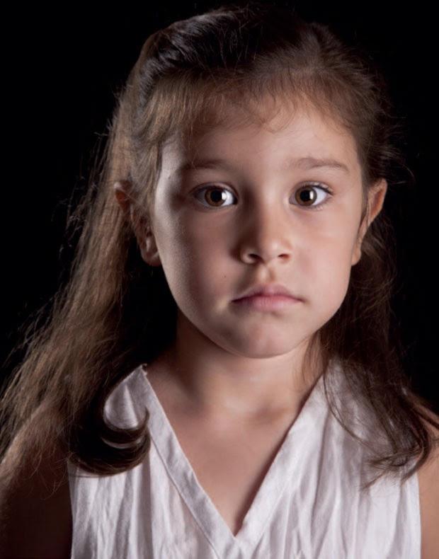 Maria, filha de emigrantes cubanos, não consegue a nacionalidade de seus pais e está apátrida (Foto: Acnur/D. Bosshoff)