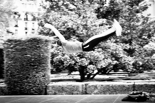 El salto by escael