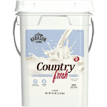 Augason Farms Country Fresh 100% Real Nonfat Milk Certified Gluten Free