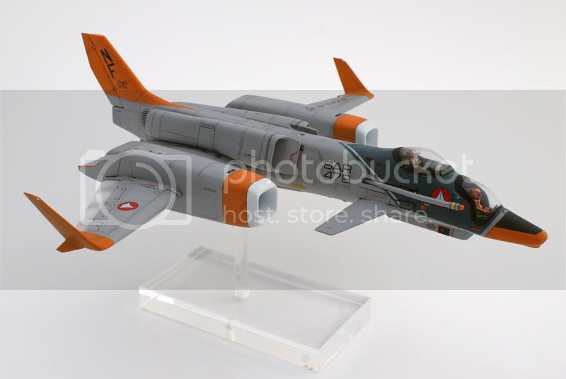 Macross 1/72 ES-11D Cat's Eye