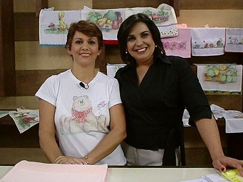 VERA e BETE Ribeiro by Vera Arte em Giz