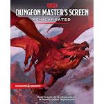 Dungeon Master's Screen Reincarnated [Book]