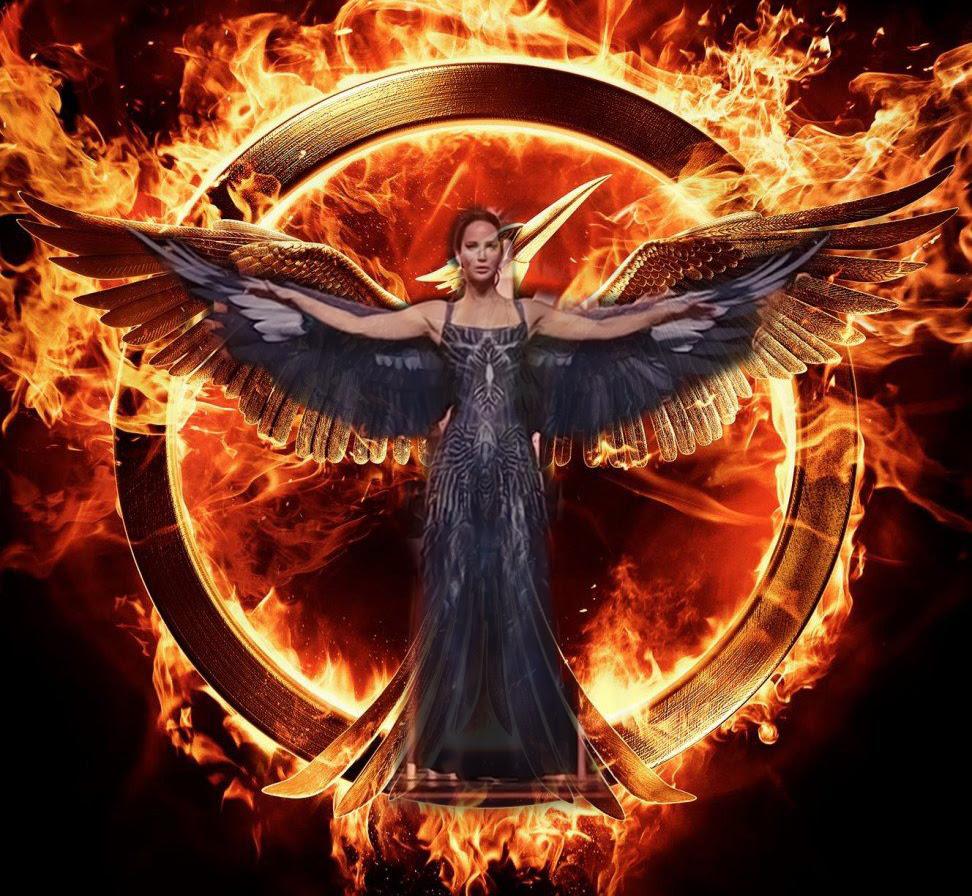 Katniss the Mockingjay The Hunger Games Photo 36931706 Fanpop
