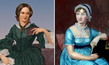 Emily Bronte and Jane Austen