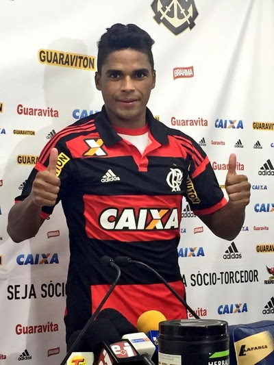 Almir, Flamengo (Foto: Cahê Mota)