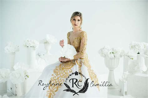 Gowns by RoyAnne Camillia  a Portfolio of Bridal and debut