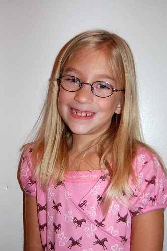 Lindsey, age 7, 2nd grade