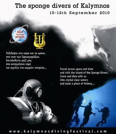 Kalymnos diving festival