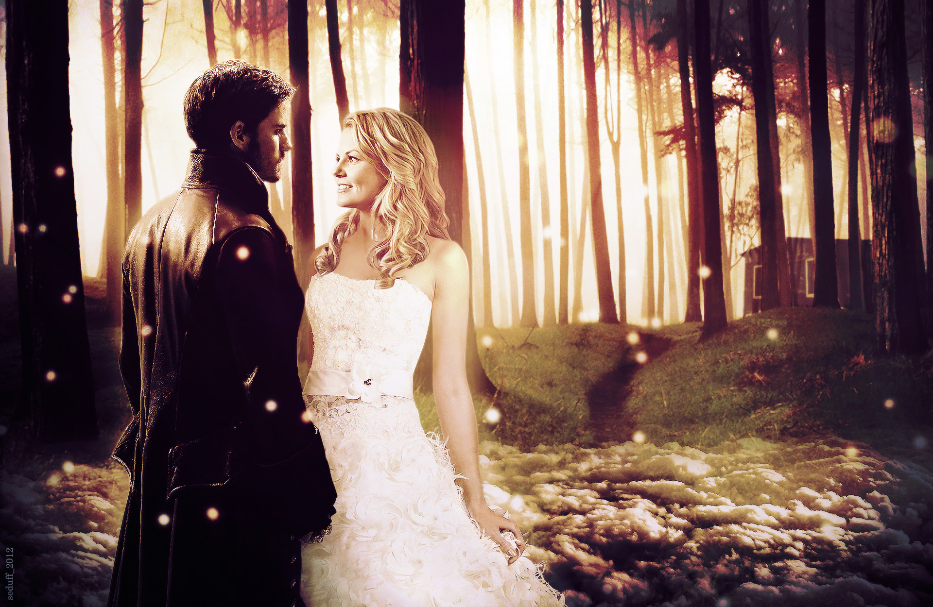 Hook Emma Once Upon A Time