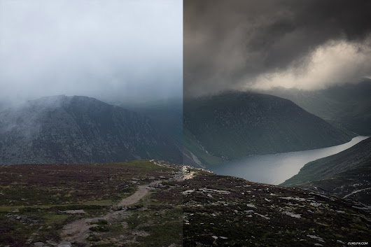Lightroom Preset : Dark Binnian