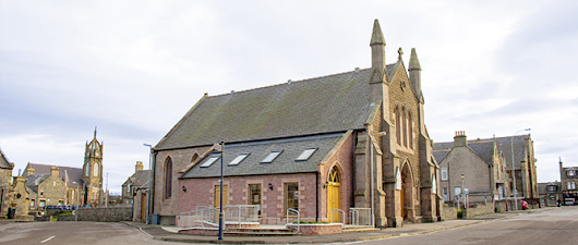 Buckie Baptist Church - Building the Local Community in Buckie and Beyond