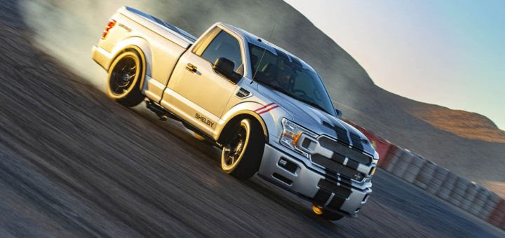 Shelby Super Snake Sport F 150 Is The New Lightning We All Want