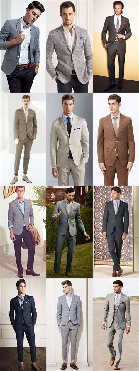 mens summer wedding guest outfits   dapper mens