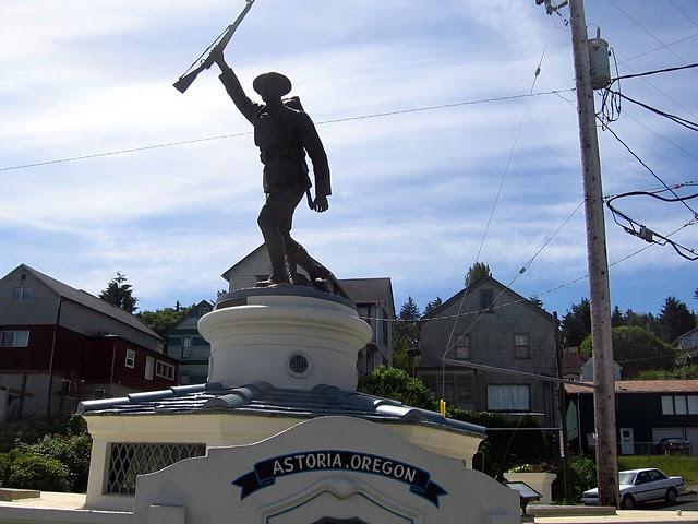 Doughboy Monument, Astoria