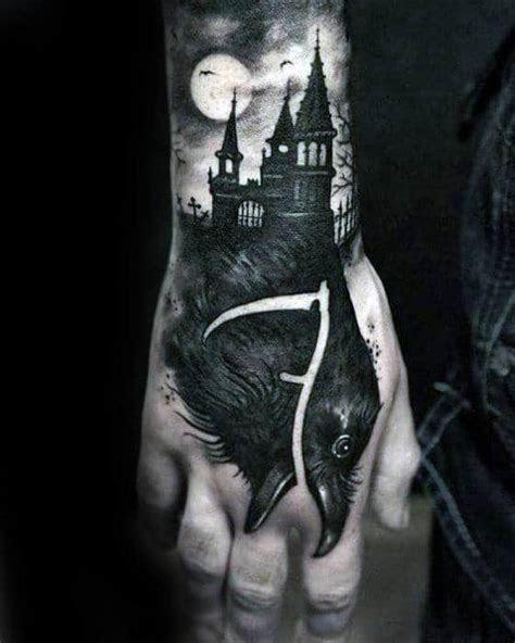 top badass hand tattoos men inspiration guide