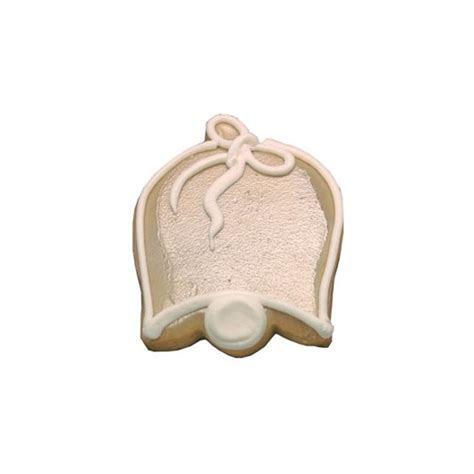 Wedding Bell Cookies   Cookies by Design
