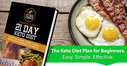 Keto Diet Plan for Beginners PDF | Simple, Effective & Proven | MyKetoCoach.com