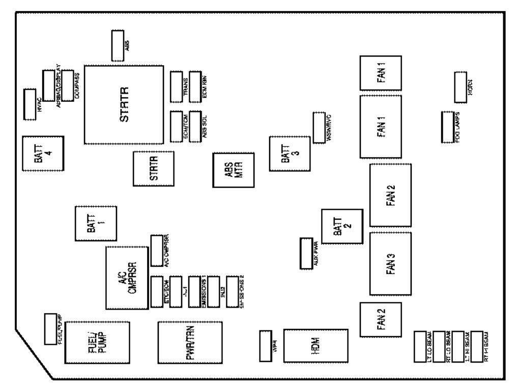 [DIAGRAM] 1992 Pontiac Grand Am Fuse Box Diagram FULL