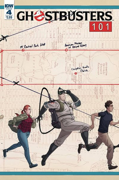 Ghostbusters 101 #4 (of 6)