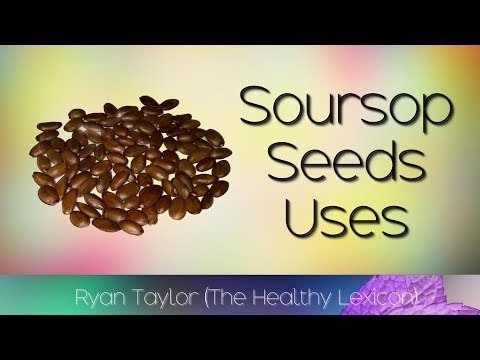 Soursop Seeds: Benefits and Uses