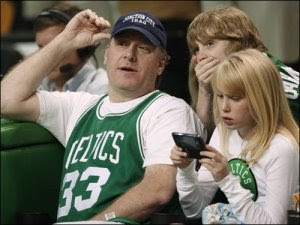 Curt Shilling: Every SINGLE play up and down the floor has MULTIPLE fouls being committed