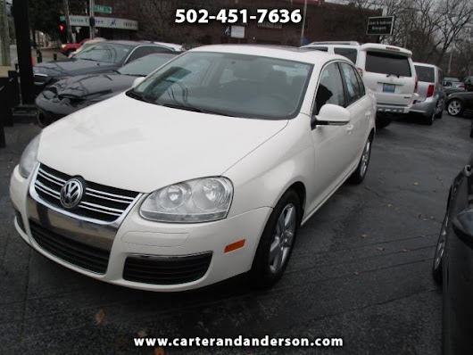 Used 2008 Volkswagen Jetta for Sale in Louisville KY 40204 Carter & Anderson Motorsports