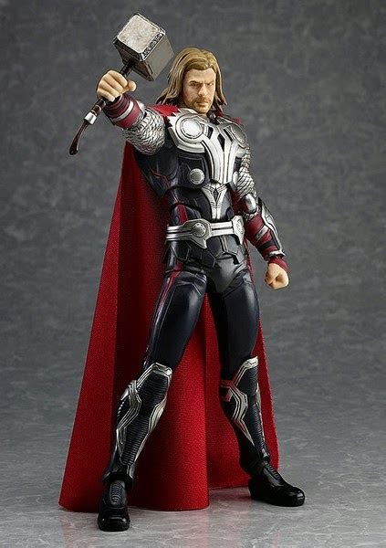 gambar mighty thor avengers koleksi gambar bagus