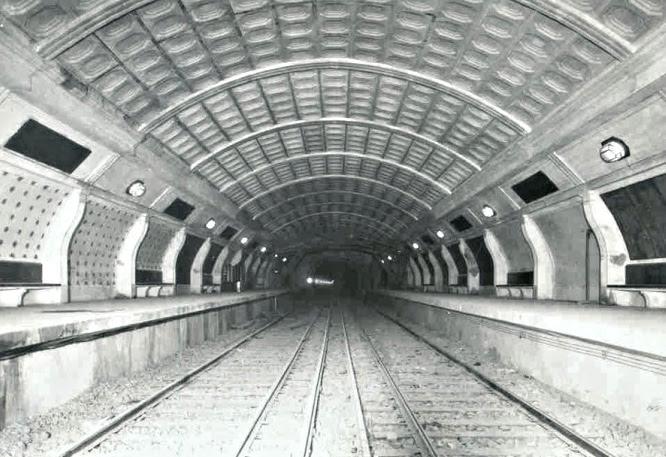 historias de metro de barcelona