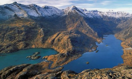 Loch Coruisk and The Black Cuillin Mountains | Holiday Scotland