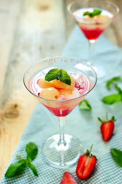 lychees punch