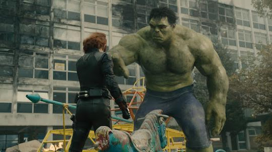 What Hulk and Black Widow's Baby Would Look Like