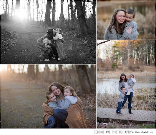 The C Family [Mama and Me] | Northern VA Photographer