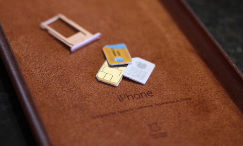 Import Contacts from SIM Card to Device