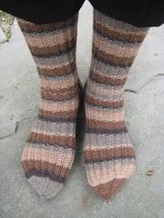Cocoa Pebbles Socks