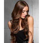 20 Inch Invisible Hair Extensions by Hairdo in R6/30H, Length: Long