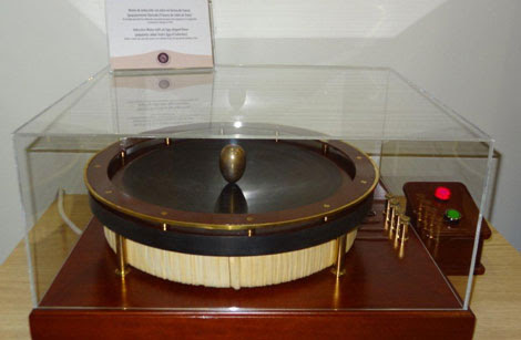 El 'huevo de Colón' de Tesla. | Real Academia de Ciencias