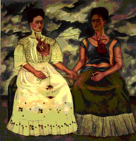 Pinturas De Frida Kahlo Con Significado