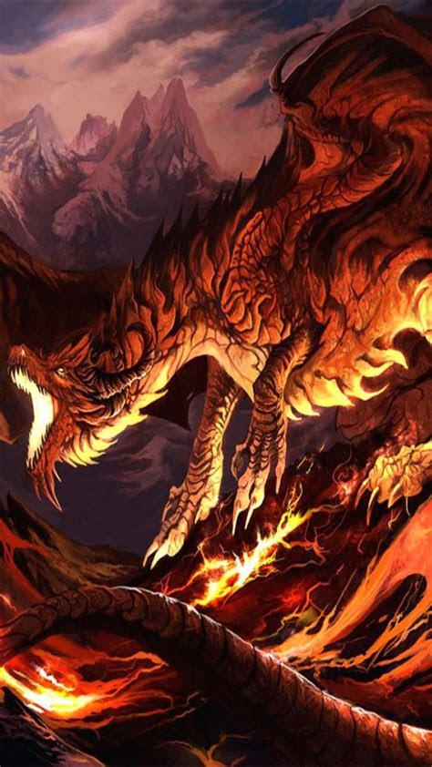 epic dragon wallpaper wallpapersafari