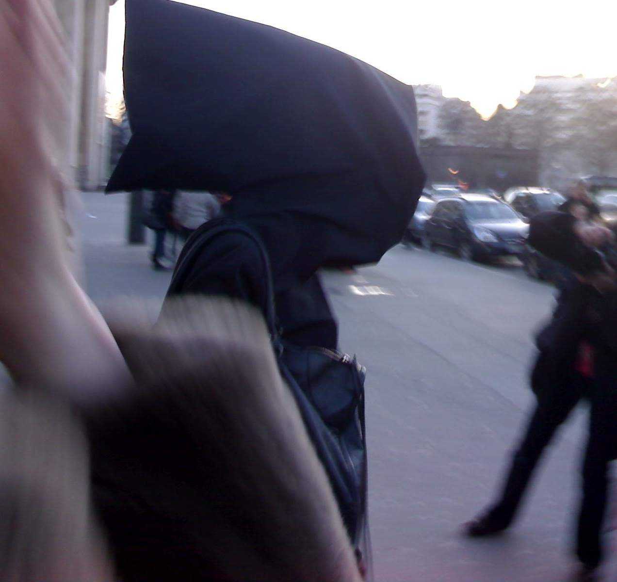 Paris Fashion Week: Outside Rick Owens Fall/10