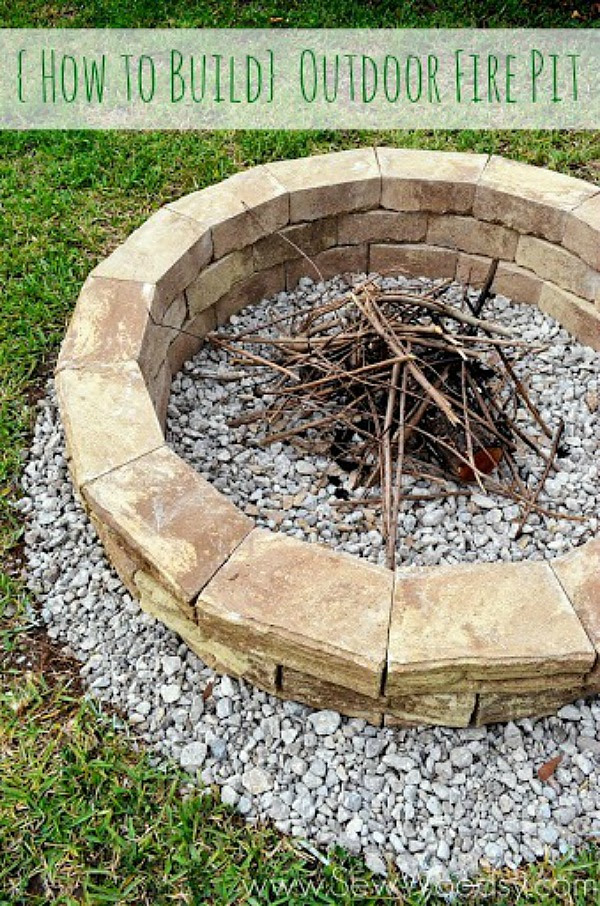 Best Backyard DIY Projects - Clean and Scentsible