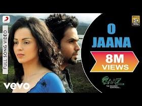 Raaz - The Mystery Continues - O Jaana Video   Kangana Ranaut