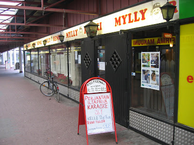 Myllypuron Ostoskeskus