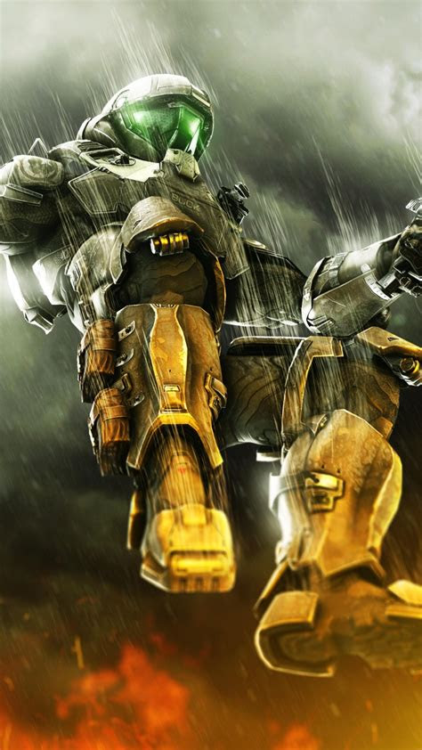 wallpaper halo  odst   games
