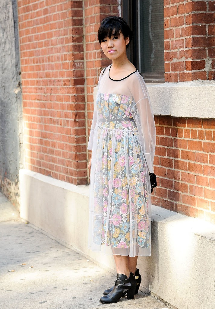 street style sheer clothes 2020  become chic