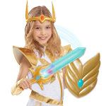 She-ra Sword and Shield Combo Set, Gold