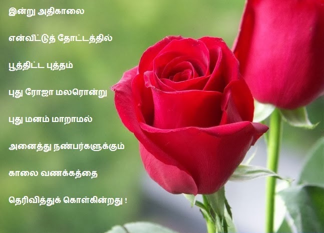 Download Free Good Night Good Morning Images In Tamil