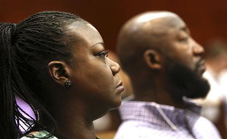 Parents of Trayvon Martin watch court proceeding in Sanford, Florida. George Zimmerman is on trial for second-degree murder. by Pan-African News Wire File Photos